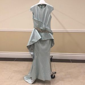 John Paul Ataker Evening Gown (Pageant/Prom)